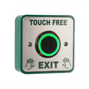 Access_Control_Exit_Button_2_Touch_Free_REX401