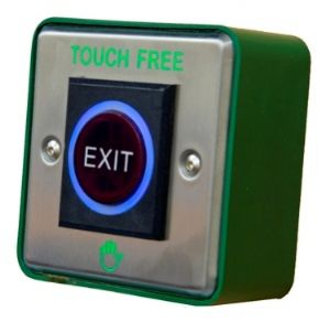 No Touch Exit Buttons