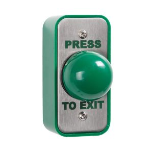 Green Dome Exit Buttons