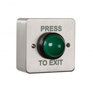 Access_Control_Exit_Button_Green_Dome_REX210-E