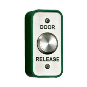 Stainless Steel Exit Buttons