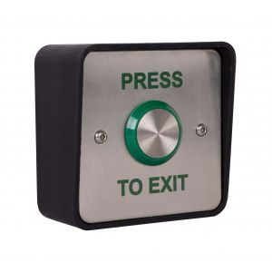 Weatherproof Exit Buttons